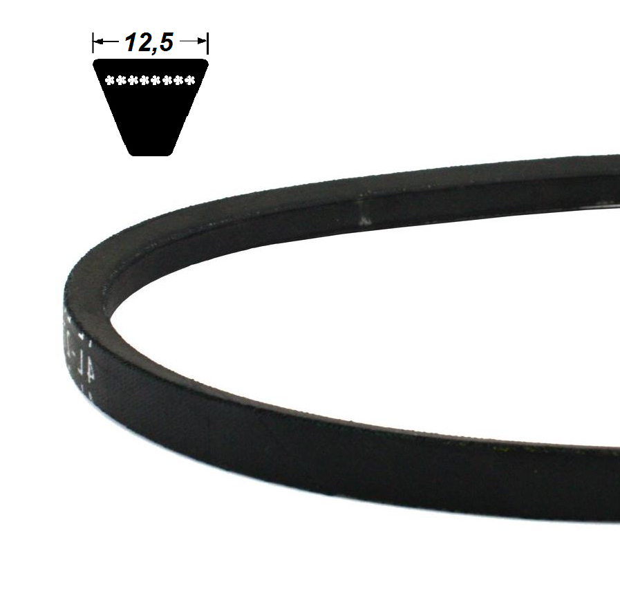 Klinový remeň 12,5x1700 Power Belt